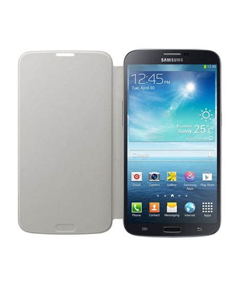 Flip Cover Samsung V samsung flip cover for samsung galaxy mega 6 3 buy