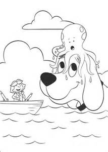 clifford coloring pages halloween 301 moved permanently