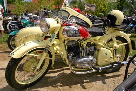 Puch Motorrad Mit Beiwagen by Puch 250 Tf 1949