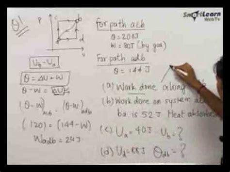 thermodynamics tutorial questions pdf thermodynamics problem solving 1 youtube