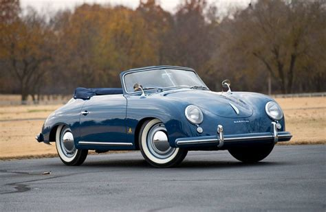 porsche speedster for sale 1953 porsche 356 for sale 1925238 hemmings motor news