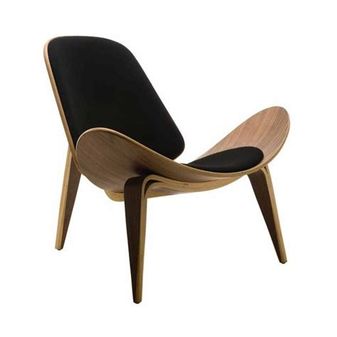 ch lounge chair inspired  hans  wegner