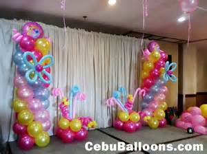 About Decoration simple stage decoration with balloons archives