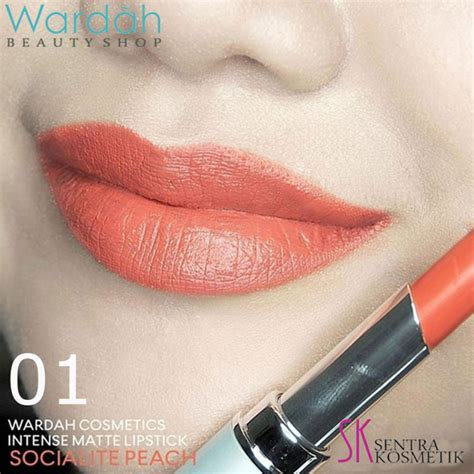 Lipstik Wardah Lazada lipstik matte wardah warna the of