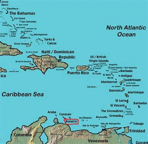 bonaire map about bonaire everything you want to i bonaire