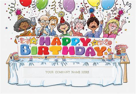 birthday card from all of us template business birthday cards for your gallery collection