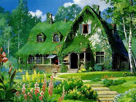 top 15 anime houses home sweet homes