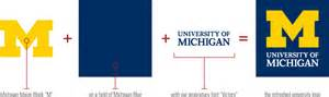 of michigan colors style guide logo guidelines global marketing