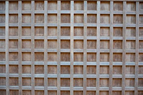 Grid Pattern Wood   ornamental wooden grid or trellis free backgrounds and