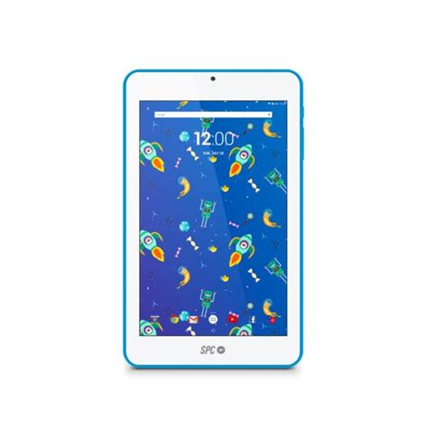 Tablet Spc tablet spc flow 7 quot ips 1gb ram 8gb a64 1 0ghz android 7 0 azul pcbox
