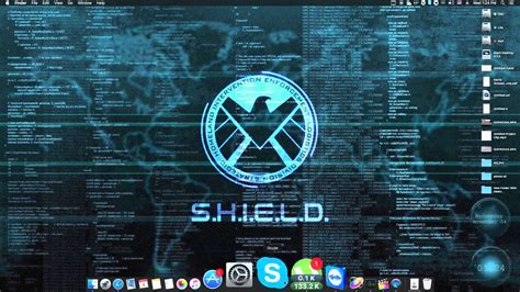 shield background shield living wallpaper mac