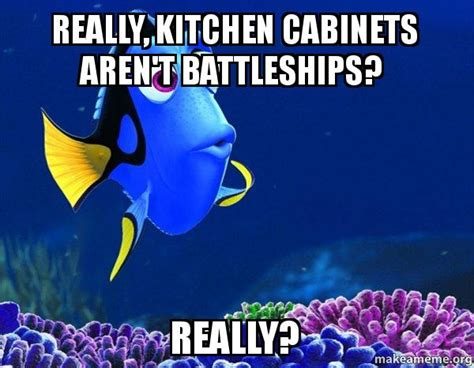 Types Of Kitchen Cabinets really kitchen cabinets aren t battleships really