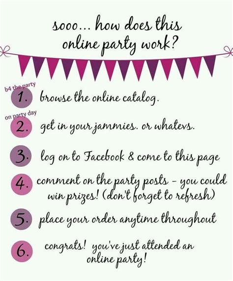 25 best ideas about facebook party on pinterest party