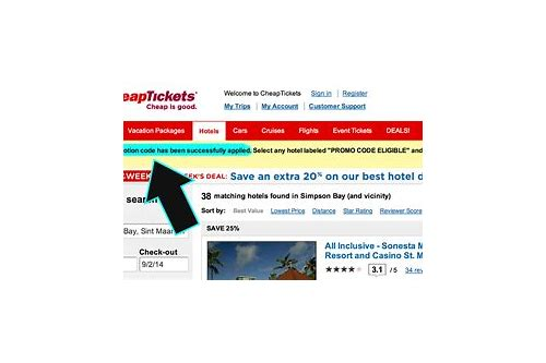 cheaptickets coupon codes 2018