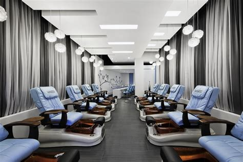 a day in the of an interior designer day spa in los angeles california by ab design