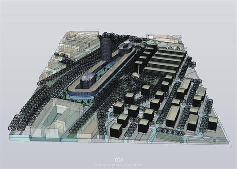 lowongan kerja urban design bursa culture and business center tca