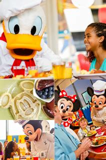 tickets for disney character breakfasts | american attractions