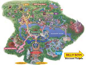 map disney world orlando factsofbelgium