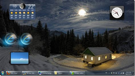 apple wallpaper not showing up get android mac os x style gadgets for windows 7