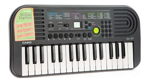 Keyboard Casio Sa 47 Buy Casio Electronic Keyboard Sa 47 Without Charger