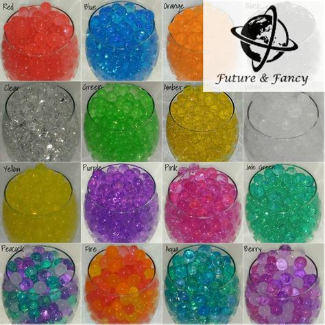 Grow Magic Jelly Balls 10000pcspack אדמת גביש פשוט לקנות באלי אקספרס בעברית זיפי