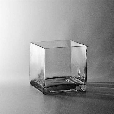 Square Glass Vases Wholesale by Square Glass Photo Vase Wholesale