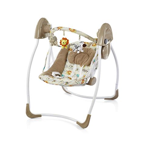 swing electric electric baby swing comfort chipolino