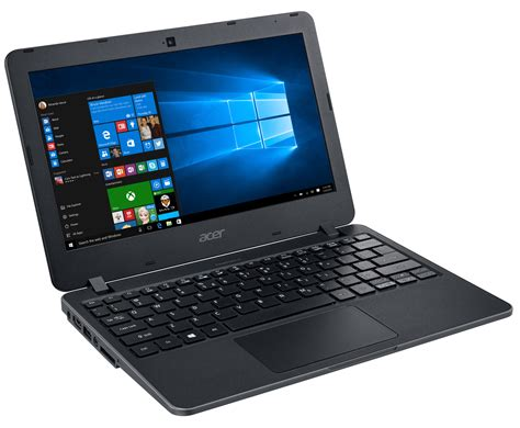 acer travelmate b117 m p16q netbook review notebookcheck net reviews