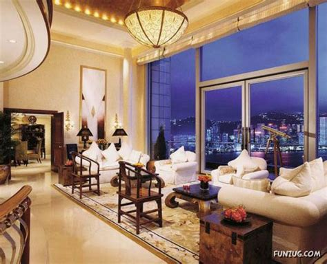 hong kong china luxury penthouses funzug best hotel penthouses in the world