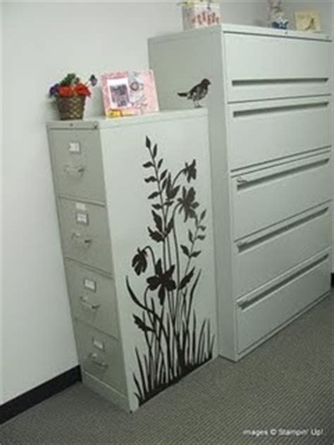 how to dress up a metal file cabinet 17 best images about filing cabinet on