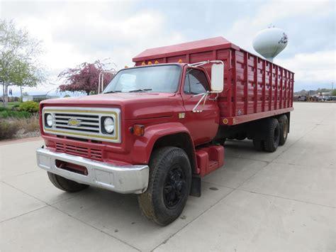 c70 truck chevrolet c70 farm trucks grain trucks for sale used