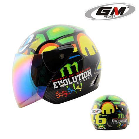 Helm Gm Half Evolution helm gm evolution pabrikhelm jual helm murah
