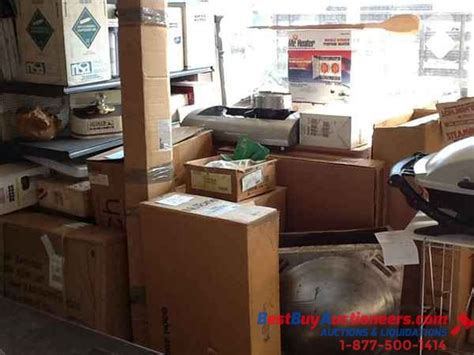 Plumbing Supplies Ny by Large Plumbing Heating Supply Store Auction 8728 18th