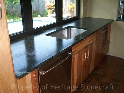Green Slate Countertops Furniture Material Of Slate For Kitchen