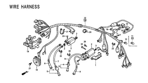 honda shadow vt750 wiring diagram xr80 wiring diagram