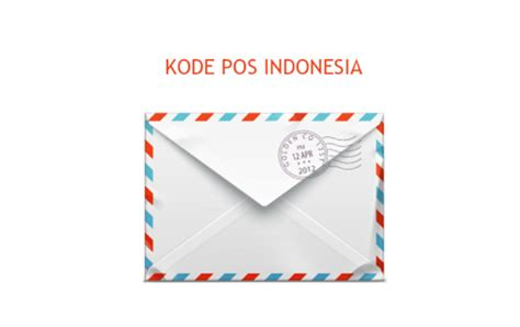 cek kode pos  indonesia  aplikasi android pengusahamuslimcom