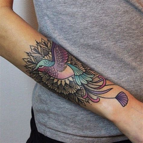 tattoo mandala codo m 225 s de 25 ideas fant 225 sticas sobre tatuajes de p 225 jaro en el