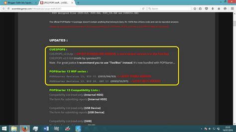 Hardisk Eksternal V Galih Jalu Saputra Bermain Ps1 Di Ps2 Menggunakan Flashdisk Hardisk Eksternal Via Popstarter