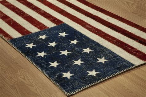 American Rugs Usa by American Flag Patchwork Rug By Momeni One Of A Rugs