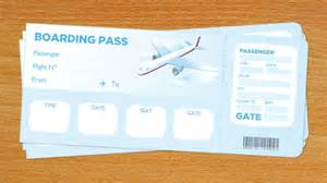 boarding pass template for word boarding pass