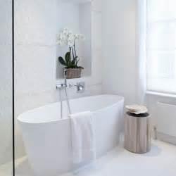 White Tile Bathroom » New Home Design