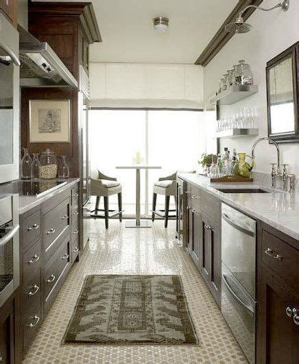 galley kitchen layout ideas best 25 galley kitchen design ideas on pinterest galley