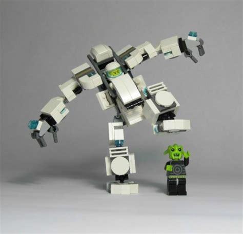 Lego Hardsuit Tutorial | new lego mech hard suit complete custom kit with