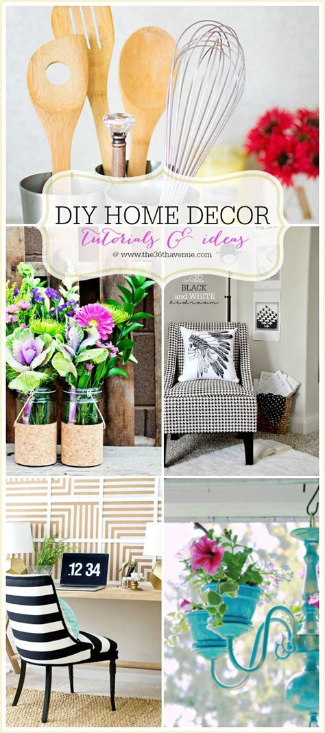 home decor tutorials decor hacks check out all of these fun diy home decor