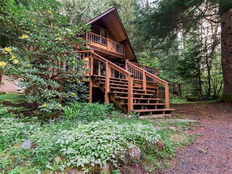 Secluded Cottages With Tubs by Secluded Cabin Tub Sauna Wood Stove Vrbo