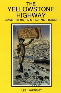 a book about travelling past and present classic reprint books the yellowstone highway