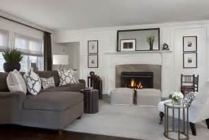 white and grey living room gray velvet sofa transitional living room marianne jones