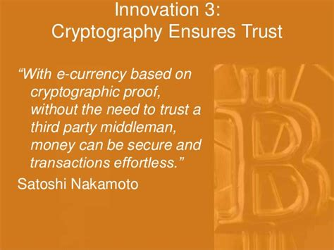 Innovation Mba Uk by Is Bitcoin A Disruptive Innovation A Talk At Portsmouth