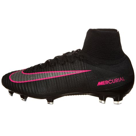 nike football soccer shoes nike mercurial superfly v fg black