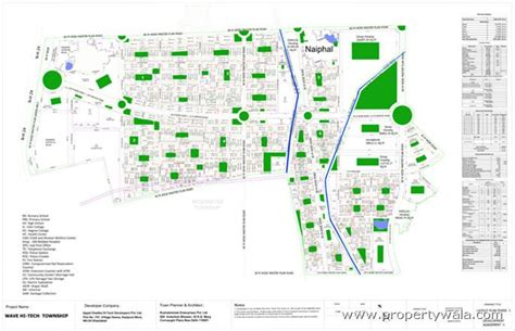 layout plan of wave city ghaziabad wave hi tech city nh 24 ghaziabad residential project